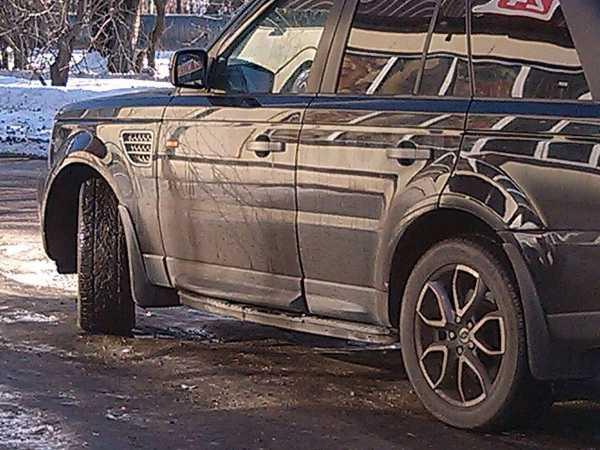 Land Rover Range Rover Sport, 2008 год, 1 150 000 руб.