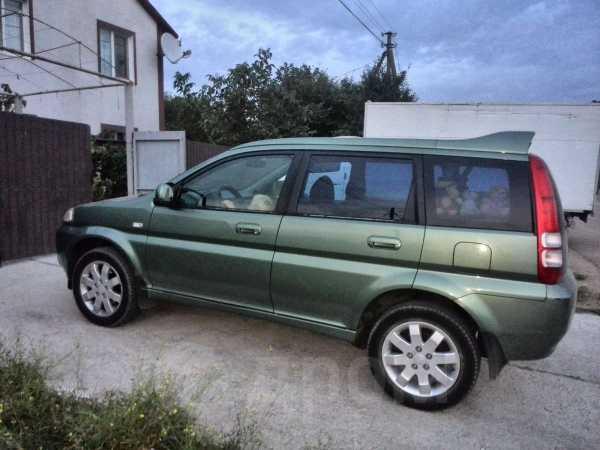 Honda HR-V, 2002 год, 430 000 руб.