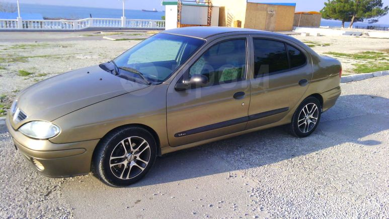 Renault Megane, 2001 год, 150 000 руб.