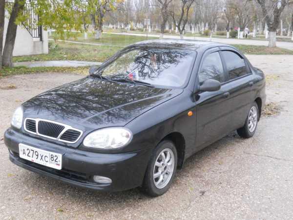 Chevrolet Lanos, 2008 год, 143 000 руб.
