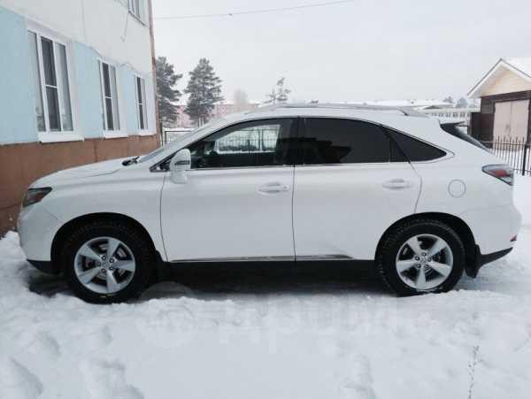 Lexus RX270, 2010 год, 1 470 000 руб.