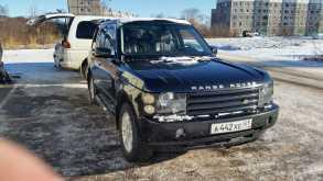 Вилючинск Range Rover 2004