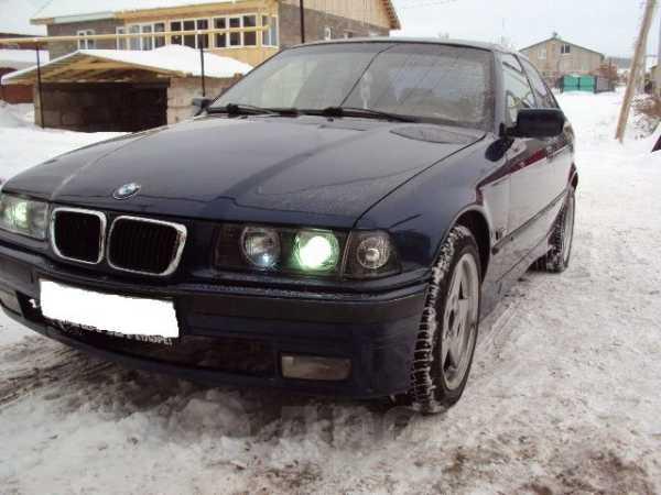 BMW 3-Series, 1996 год, 183 000 руб.