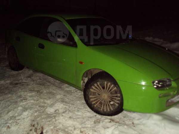 Mazda 323, 1997 год, 165 000 руб.