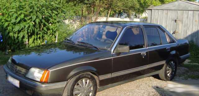 Opel Rekord, 1986 год, 20 000 руб.