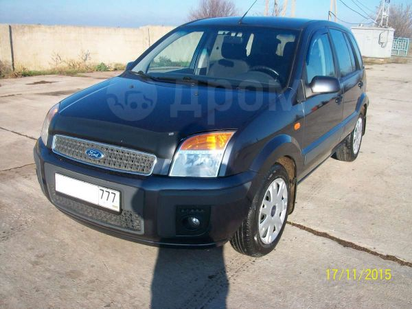 Ford Fusion, 2008 год, 315 000 руб.