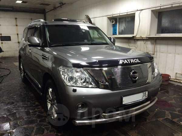 Nissan Patrol, 2010 год, 1 995 000 руб.