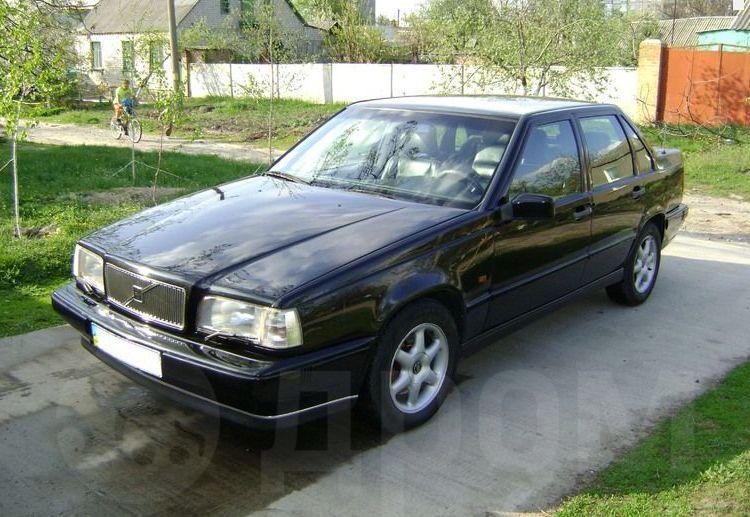 volvo 850 1997 года отзывы