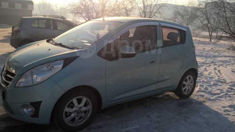 Daewoo Matiz, 2011 год, 330 000 руб.