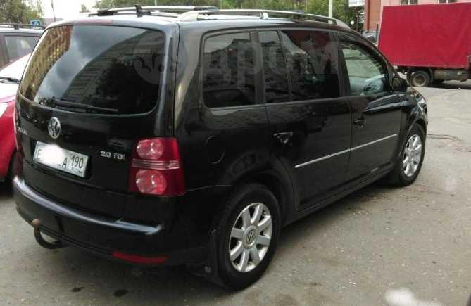 Volkswagen Touran, 2007 год, 475 000 руб.