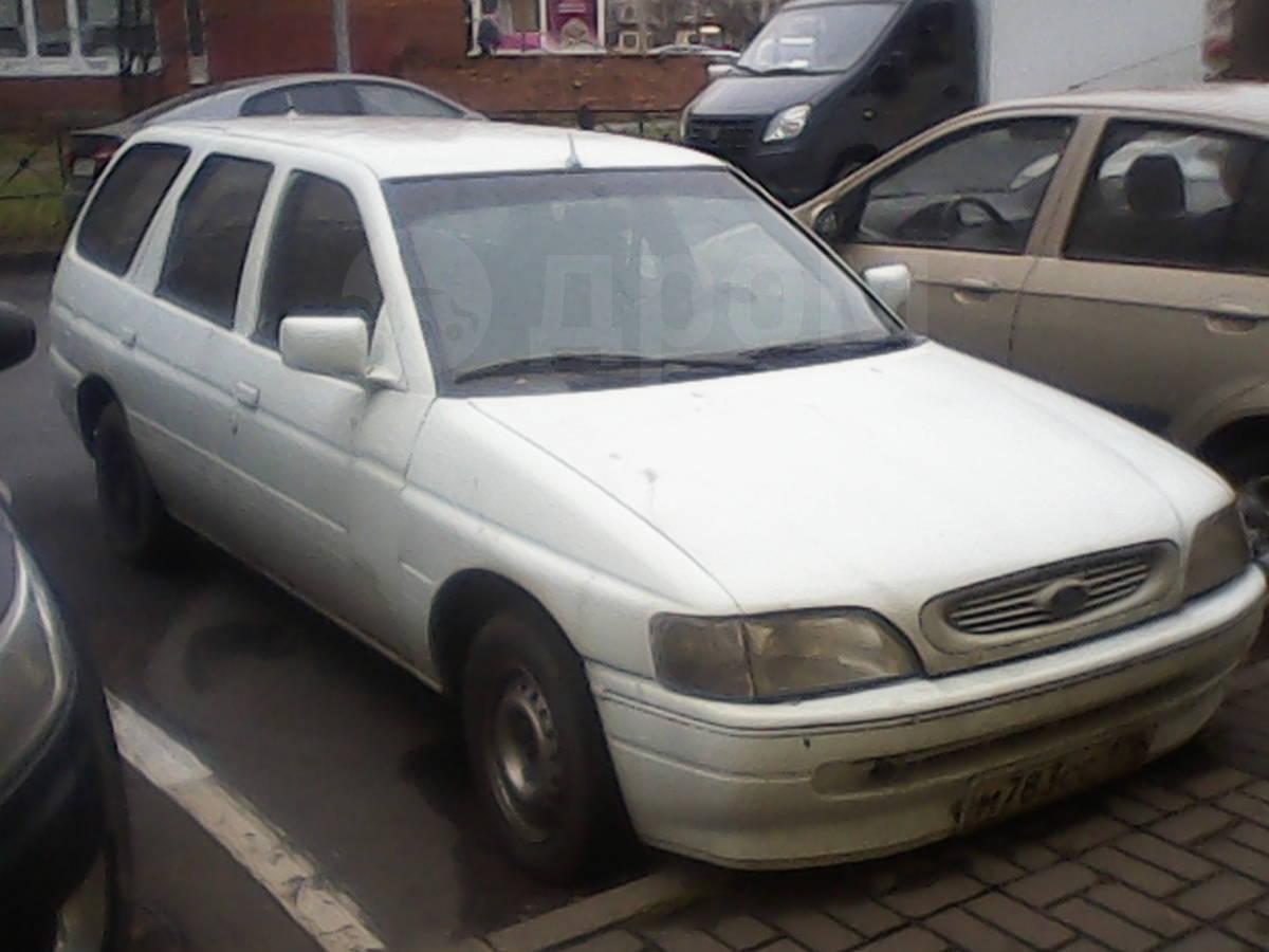 ford escort 1994 не заводится