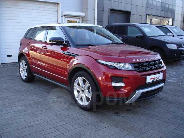 Land Rover Range Rover Evoque, 2012 год, 1 620 000 руб.