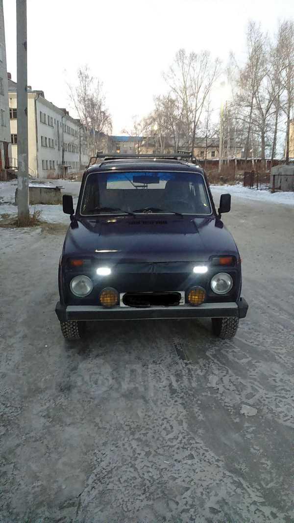 Лада 4x4 2121 Нива, 2004 год, 200 000 руб.