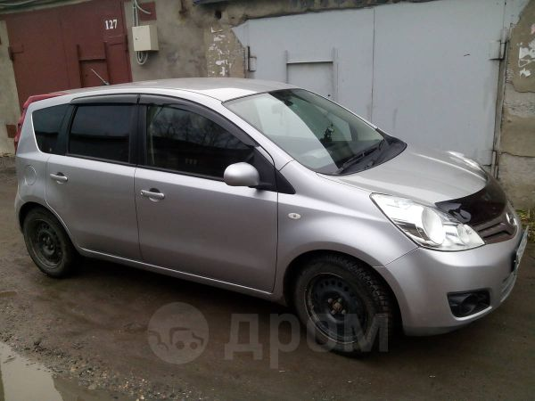 Nissan Note, 2009 год, 365 000 руб.