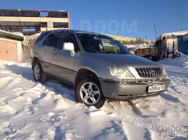 Toyota Harrier, 2000 год, 500 000 руб.