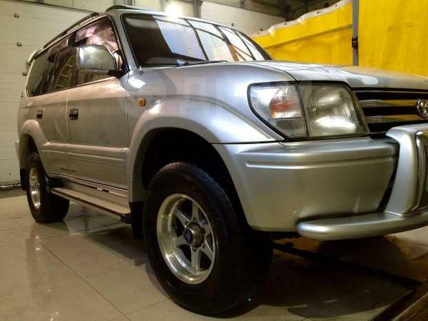 Toyota Land Cruiser Prado, 1998 год, 318 000 руб.
