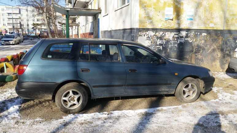 Toyota Caldina, 1999 год, 190 000 руб.