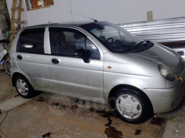 Daewoo Matiz, 2008 год, 85 000 руб.
