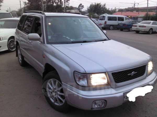 Subaru Forester, 1999 год, 345 000 руб.
