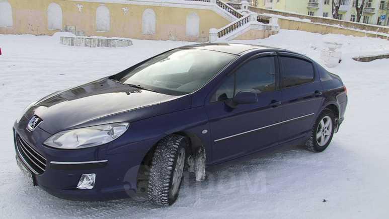 Peugeot 407, 2005 год, 270 000 руб.