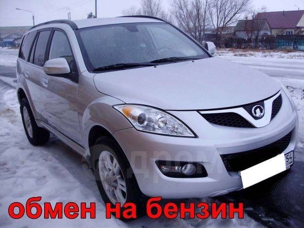 Great Wall Hover H5, 2012 год, 740 000 руб.
