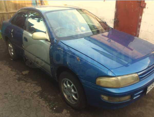 Toyota Carina, 1995 год, 108 000 руб.
