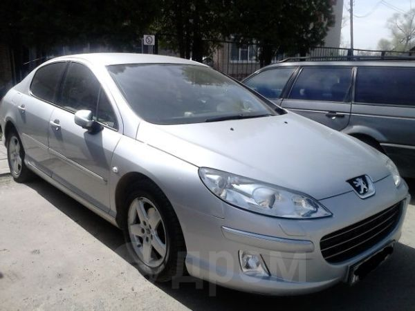Peugeot 407, 2008 год, 370 000 руб.