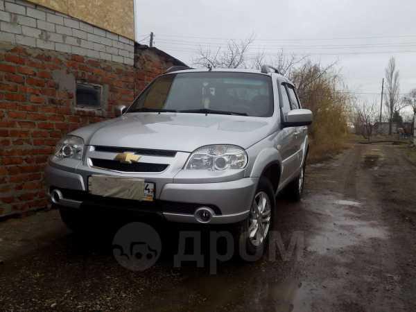 Chevrolet Niva, 2012 год, 450 000 руб.