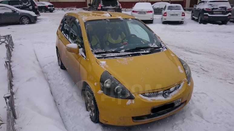 Honda Jazz, 2006 год, 275 000 руб.