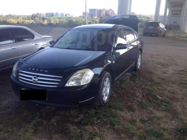 Nissan Teana, 2003 год, 370 000 руб.