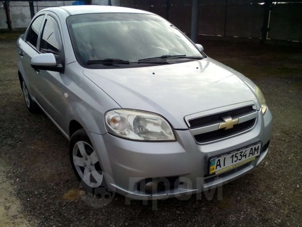 Chevrolet Aveo, 2006 год, 150 000 руб.