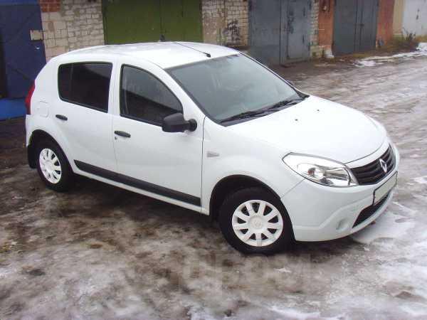 Renault Sandero, 2013 год, 342 000 руб.