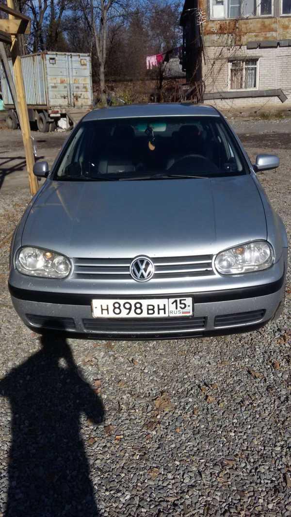 Volkswagen Golf, 2001 год, 265 000 руб.