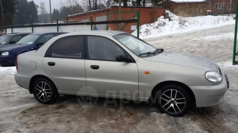 Chevrolet Lanos, 2009 год, 148 000 руб.