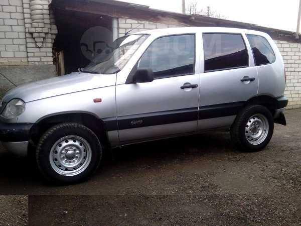 Chevrolet Niva, 2006 год, 220 000 руб.