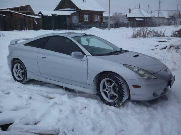 Toyota Celica, 2002 год, 315 000 руб.