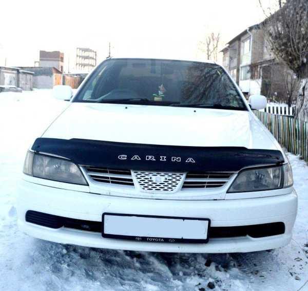 Toyota Carina, 2001 год, 263 000 руб.