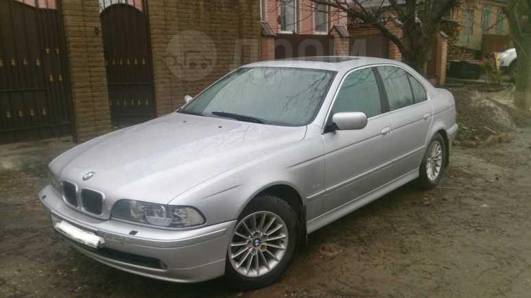 BMW 5-Series, 2001 год, 400 000 руб.