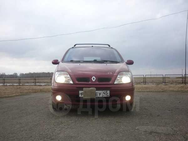 Renault Scenic, 2002 год, 210 000 руб.