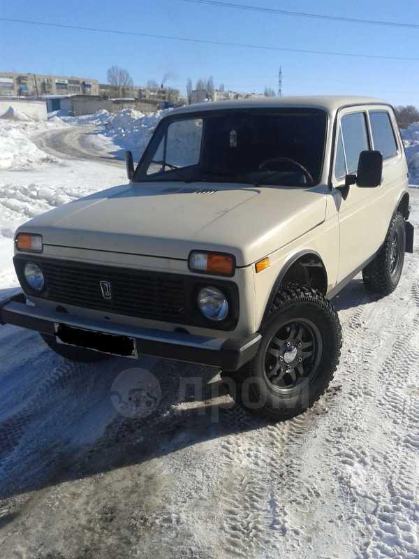Лада 4x4 2121 Нива, 1994 год, 100 000 руб.