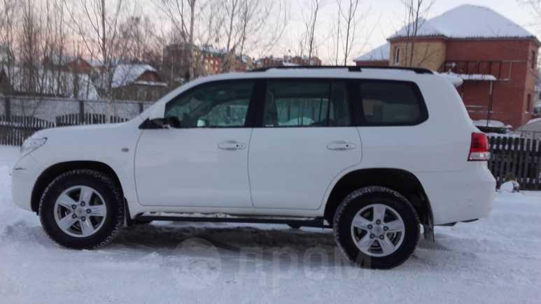 Toyota Land Cruiser, 2011 год, 3 100 000 руб.