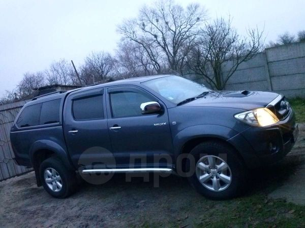 Toyota Hilux Pick Up, 2009 год, 1 050 000 руб.