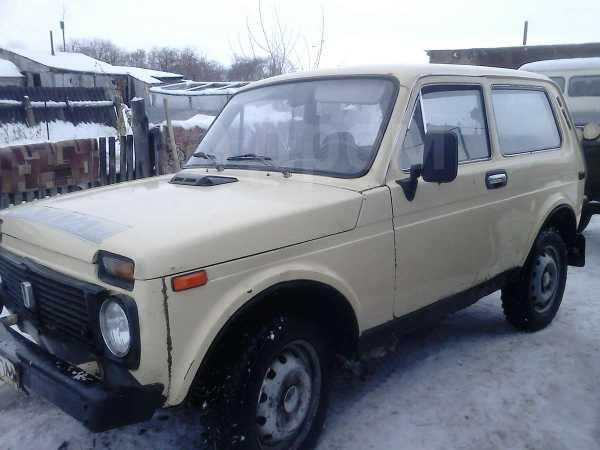 Лада 4x4 2121 Нива, 1986 год, 52 000 руб.