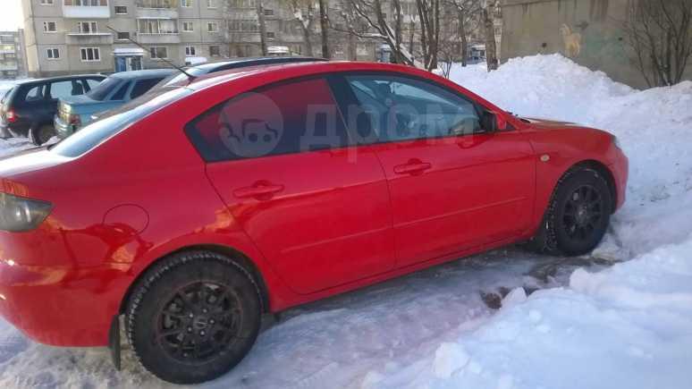 Mazda Mazda3, 2007 год, 330 000 руб.
