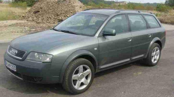 Audi A6 allroad quattro 2005 - отзыв владельца