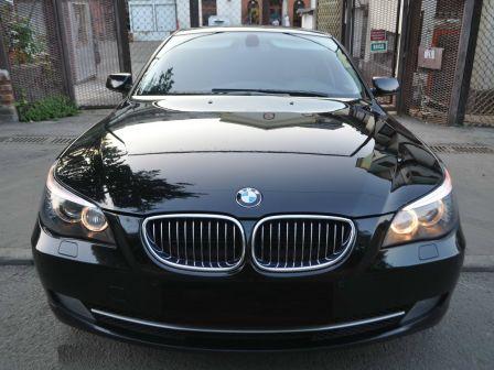 BMW 5-Series 2008 - отзыв владельца