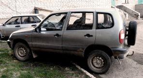 Chevrolet Niva, 2007