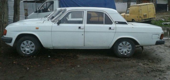 ГАЗ 31029 Волга 1994 - отзыв владельца