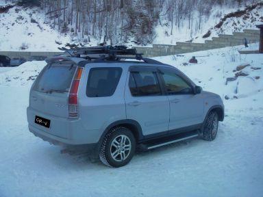 Honda CR-V, 2002