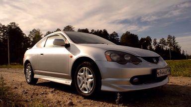 Honda Integra 2002 отзыв автора | Дата публикации 01.12.2015.